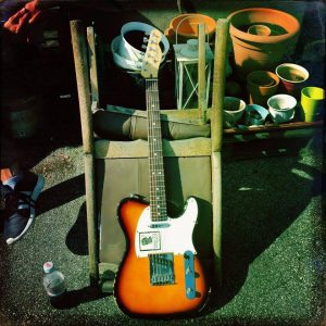 GirlandtheFox Gitarre